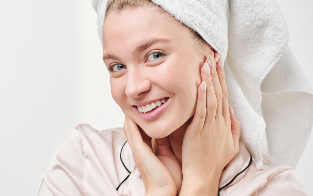 Alimente Los Antioxidantes de su Piel Para Una Tez Radiante